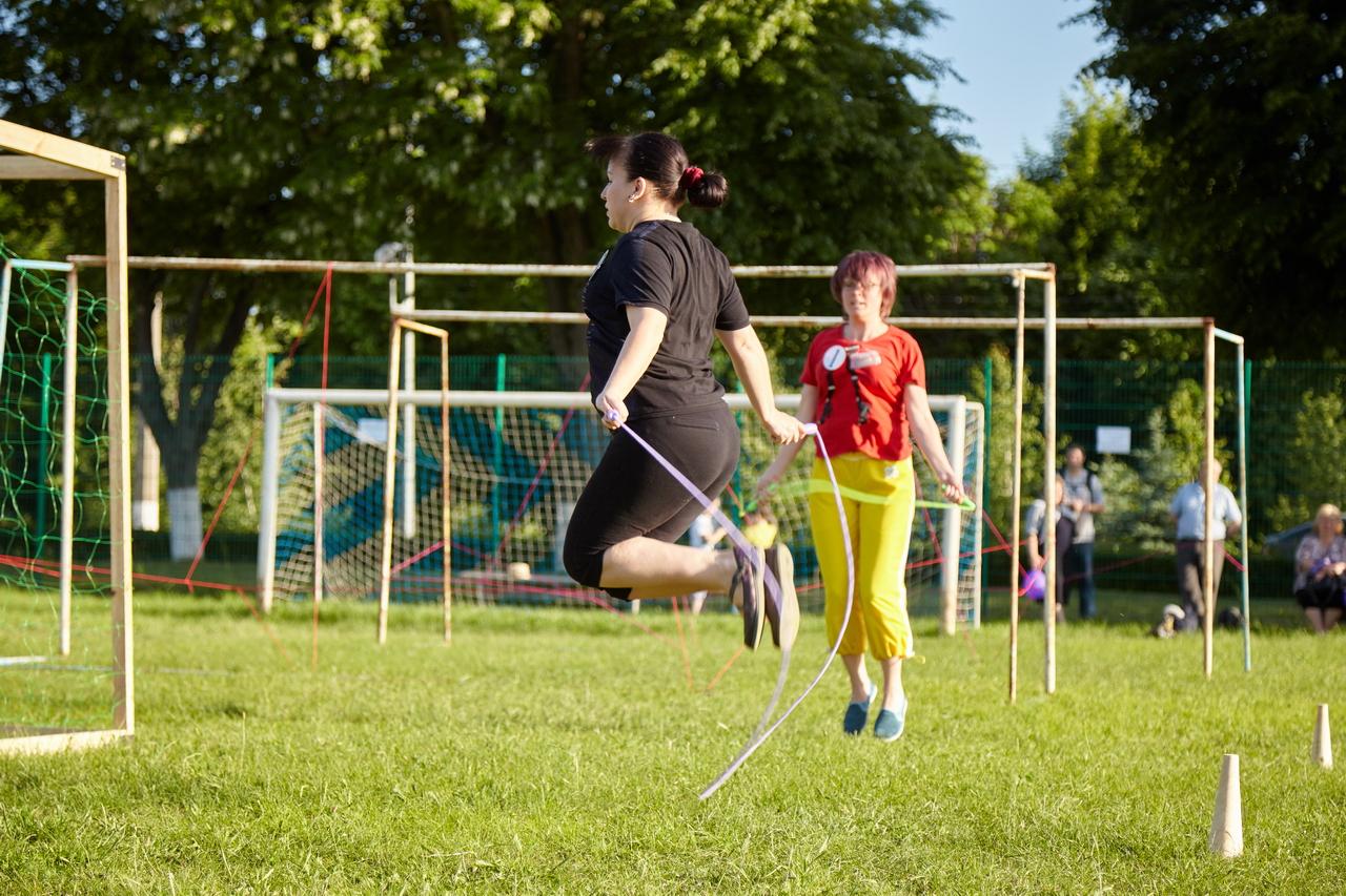 «Папа, мама, я – спортивная семья!»