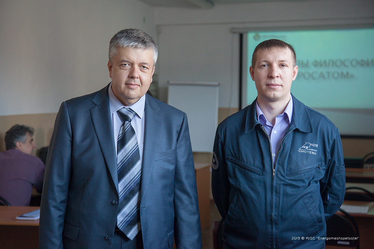 Хижов Михаил и Костин Илья