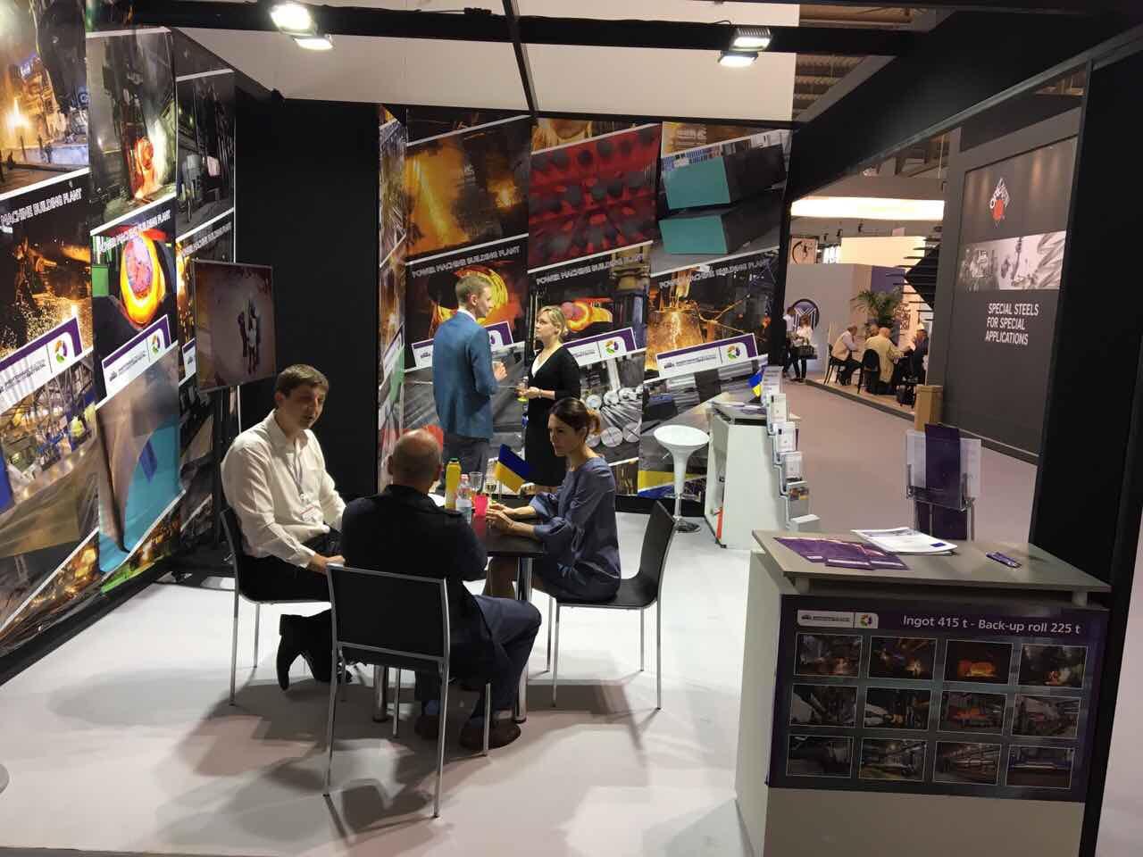 3444b4a2f52 Ведущие специалисты ЭМСС приняли активное участие в деловой программе Made  in Steel 2017